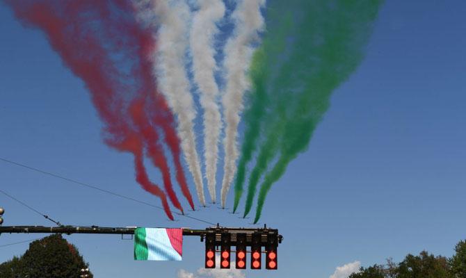 Gran Premio de Italia Circuito de Monza