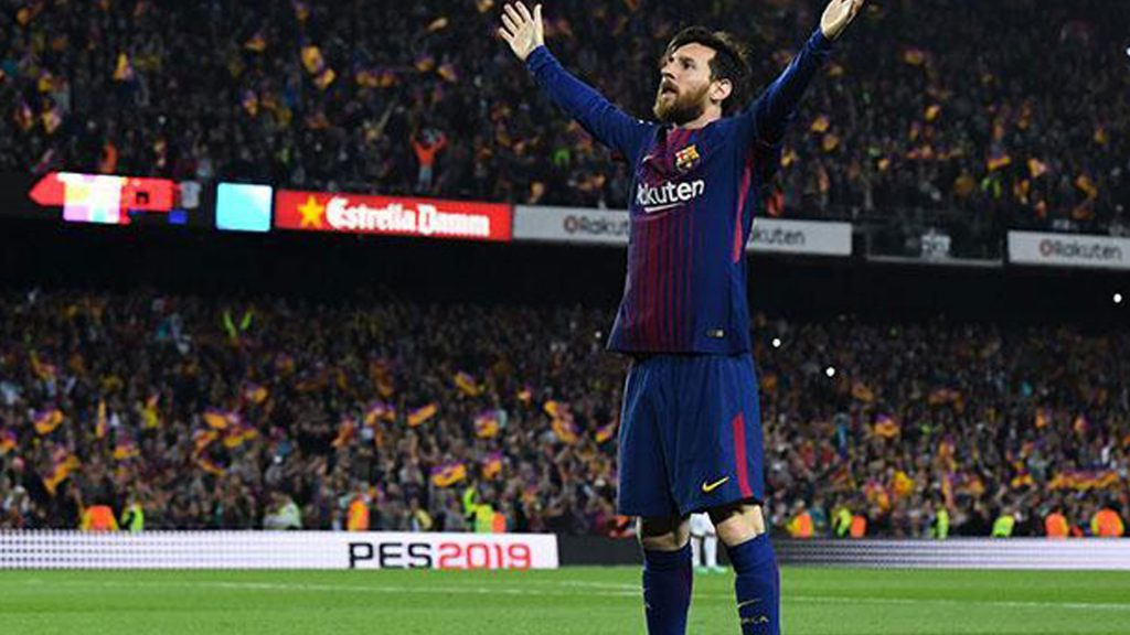 Lionel Messi favorito al máximo goleador de LaLiga
