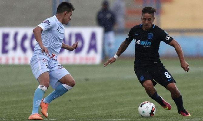 Alianza vs Real Garcilaso Clausura