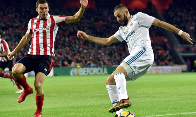 Athletic Club vs Real Madrid LaLiga