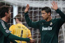 Cristiano Ronaldo vs Manchester United Champions