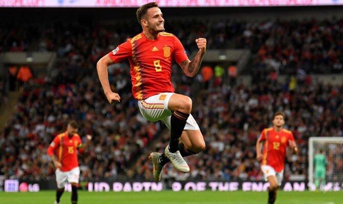 España vs Croacia Nations League