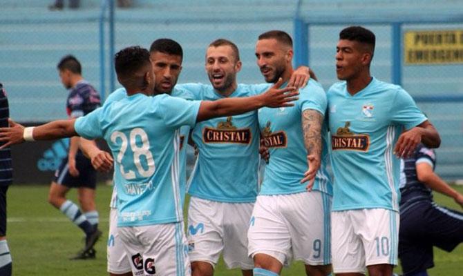 Real Garcilaso vs Sporting Cristal Clausura