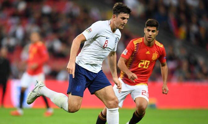España vs Inglaterra Nations League