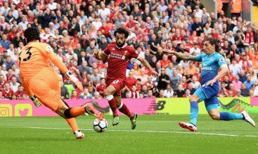 Arsenal vs Liverpool Premier League