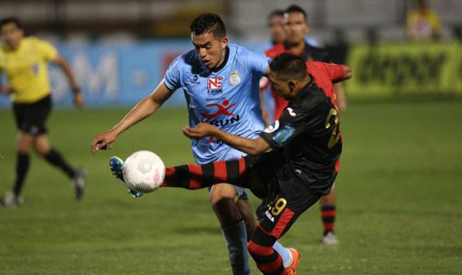 Real Garcilaso vs Melgar Clausura