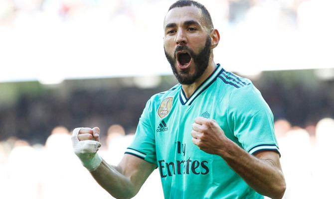 Karim Benzema, Espanyol vs Real Madrid