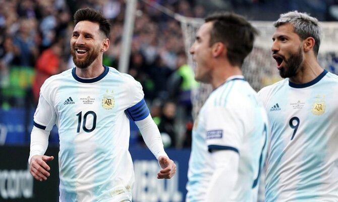 Argentina Brasil apuestas Copa América 2021
