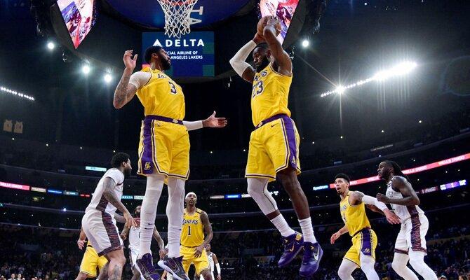 Lakers, Bucks y Clippers, favoritos NBA en las apuestas