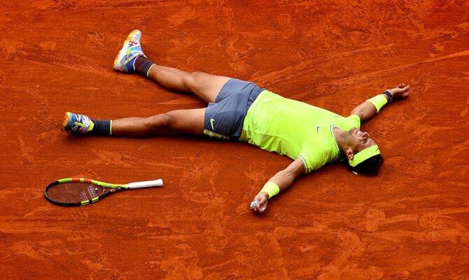 Rafael Nadal lidera la tabla de favoritos para ganar Roland Garros