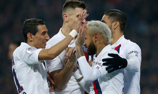 PSG vs Lyon jugadores