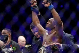 Kamaru Usman, UFC 251