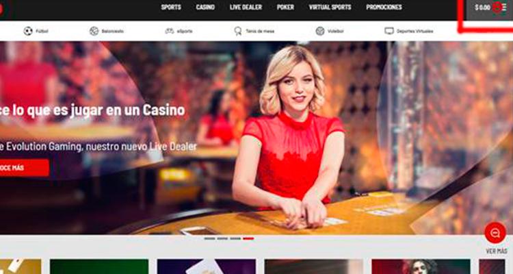 Cuenta de usuario Banco Santander