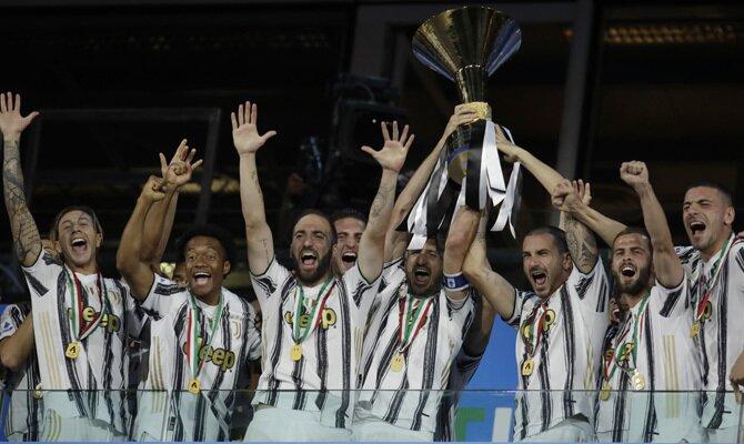 Favoritos para ganar la Serie A