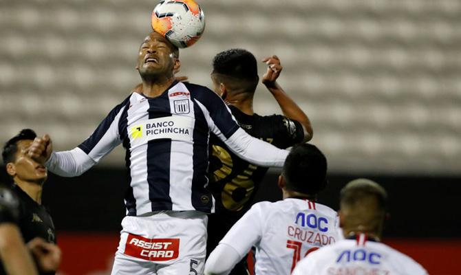Copa Libertadores Alianza Lima vs Estudiantes Mérida