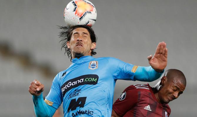 Copa Libertadores LDU Quito vs Binacional