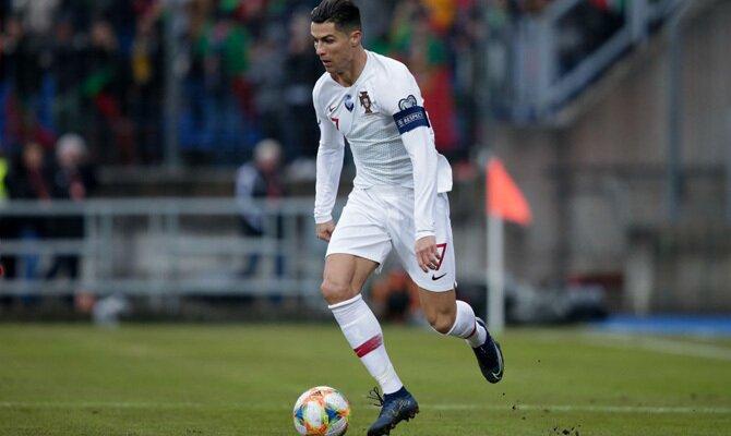 Cristiano Ronaldo Portugal vs Croacia