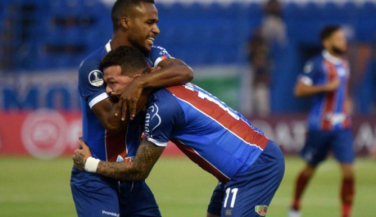 Copa Sudamericana Melgar vs Bahía
