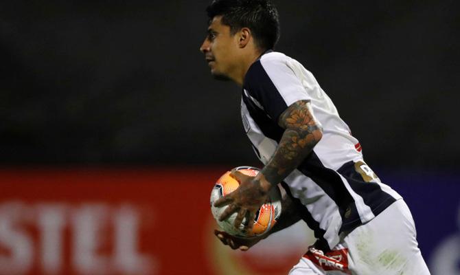 Copa Libertadores Nacional vs Alianza Lima