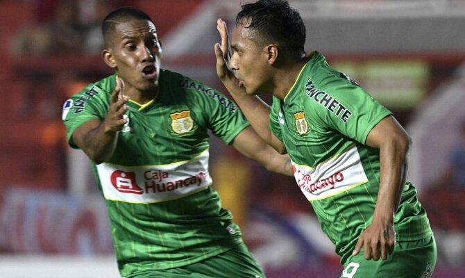 Copa Sudamericana Sport Huancayo vs Liverpool