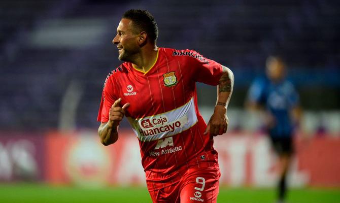 Copa Sudamericana Coquimbo vs Sport Huancayo