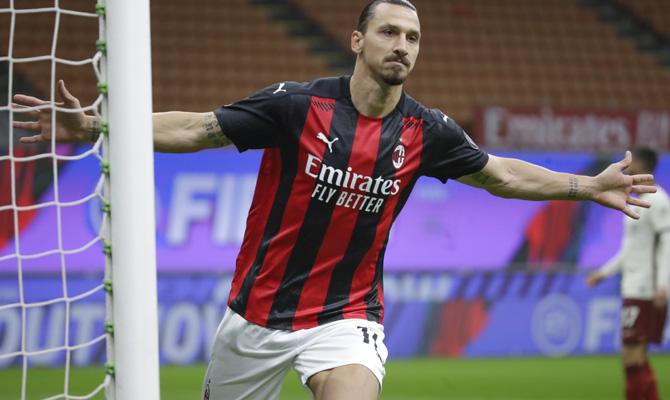 Serie A Napoli vs Milan