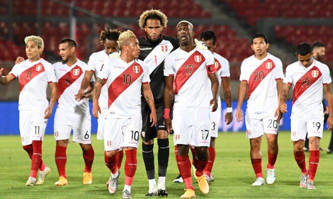 Eliminatorias Qatar 2022 Perú vs Argentina