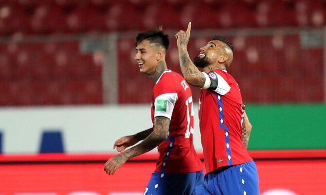 Eliminatorias Qatar 2022 Venezuela vs Chile