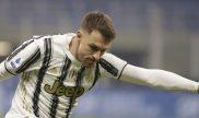 Disparo de Aaron Ramsey Juventus vs Napoli