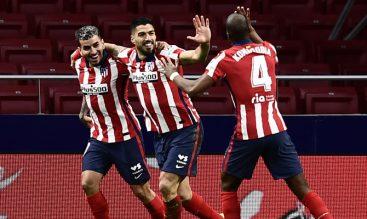 Luis Suárez y Correa serán dos de los referentes en ataque en el Atlético de Madrid vs Chelsea