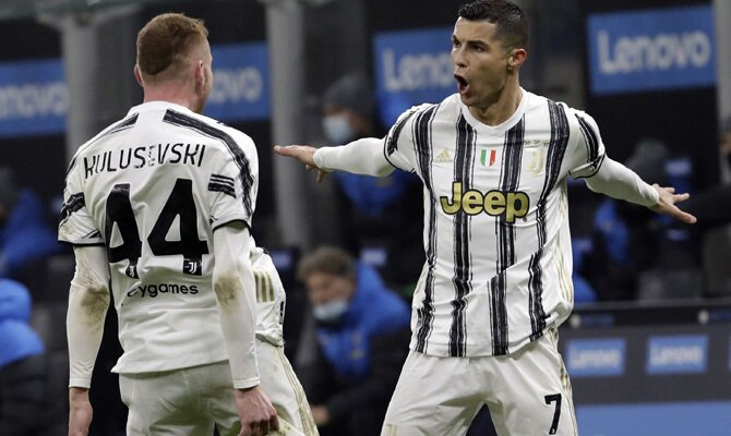 Cristiano Ronaldo espera volver a celebrar goles en el Porto vs Juventus de los octavos de final de la Champions League