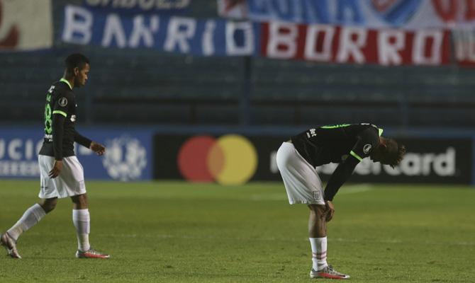 Los jugadores del Equipo del Pueblo esperan no repetir esta imagen y cumplir con los pronósticos del Alianza Lima vs Cusco