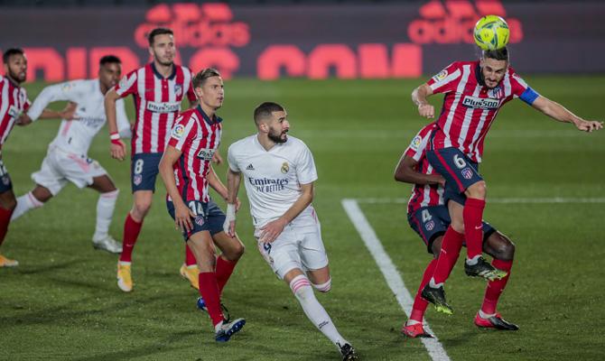 Koke siempre es una de las figuras del Derbi Capital. Revisa las cuotas para el Atlético de Madrid vs Real Madrid