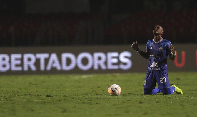 Jeickson Reyes, en la imagen, tratará de ayudar a romper los pronósticos del Sport Huancayo vs Binacional