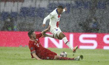 Kylian Mbappé volverá a ser una pesadilla para la defensa de los alemanes. Revisa las cuotas del PSG vs Bayern Múnich