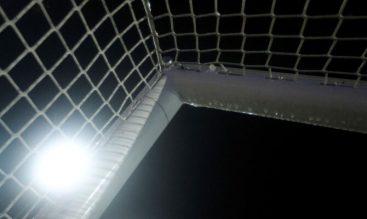 Imagen de la escuadra de una portería. Revisa las mejores cuotas del Universitario vs Cienciano.